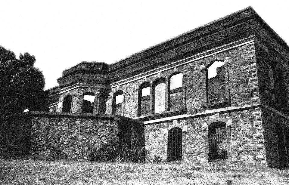 Castillo de san carlos en Concordia entre ríos