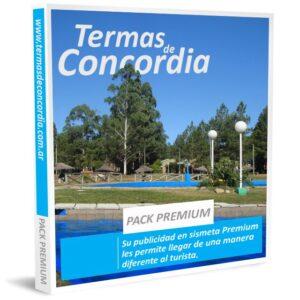 Publicidad premium en Termas de Concordia