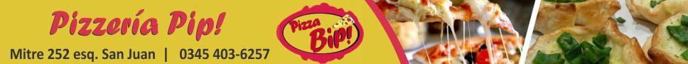 Publicidad en termasdeconcordia.com.ar de Pizzeria Bip en Concordia
