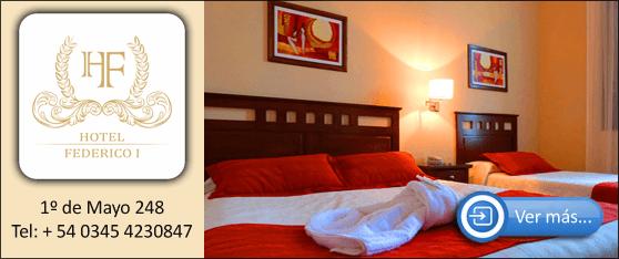 Sección Hotel Federico
