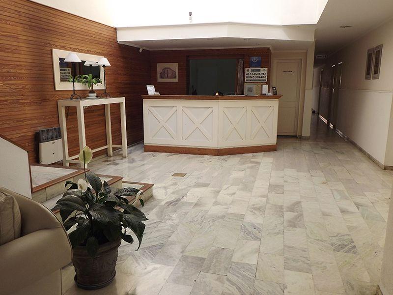 Ingreso al Hotel Centro Plaza concordia
