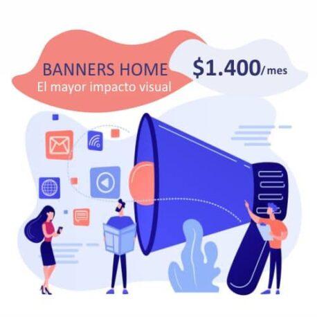 Banners HOME. publicidad en termas de concordia.