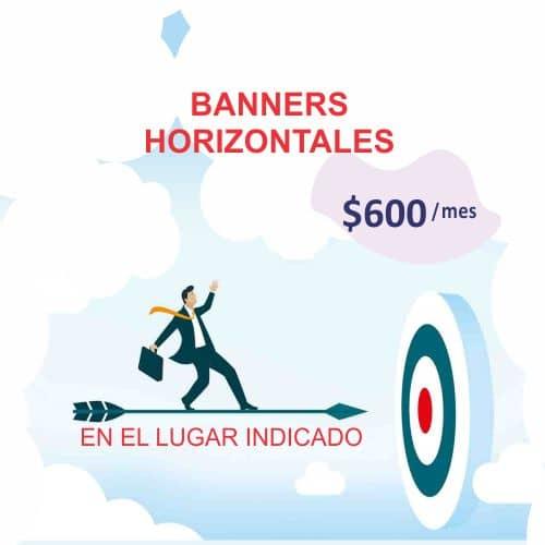 Banners Horizontal publicidad en termas de concordia