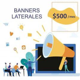 Banners LATERAL termas de concordia